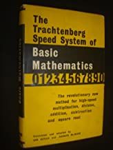 The Trachtenberg Speed System of basic mathematics.  Translated and adapted by Ann Cutler and Rudolph McShane.