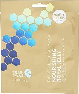 Whole Foods Market Bio Celulose Facial Mask Nourishing Royal Jelly, 0.67 oz