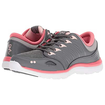 Ryka Element (Iron Grey/English Rose/Sugar Coral) Women