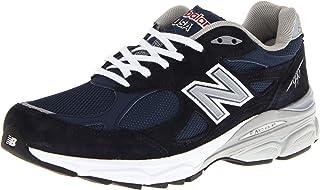 New Balance Men's M990NV3 Running Shoe,Navy,13 4E US