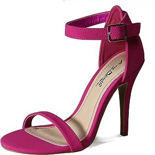 Best magenta color heels Reviews