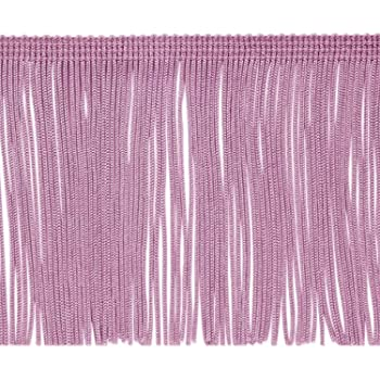 Purple 2-Inch Expo International 20-Yard Chainette Fringe Trim