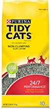 PURINA Tidy Cats Non Clumping Cat Litter 24/7 Performance 10lb