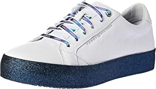 cb5ecc0dae0cf Amazon.fr   Tommy Hilfiger - Baskets mode   Chaussures femme ...