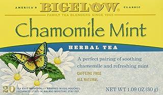 Bigelow Tea Chamomile Mint 20 Bags (Pack of 3)