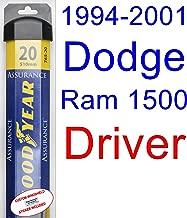1994-2001 Dodge Ram 1500 Wiper Blade (Driver) (Goodyear Wiper Blades-Assurance) (1995,1996,1997,1998,1999,2000)