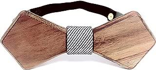 Wooden Bow Ties - Unique Handmade Design