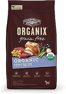 Castor & Pollux Organix Grain Free Organic Puppy Recipe Dry Dog Food