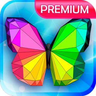 Poly Art Coloring book Premium