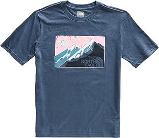 The North Face Kids Boy's Short Sleeve Graphic Tee (Little Kids/Big Kids)