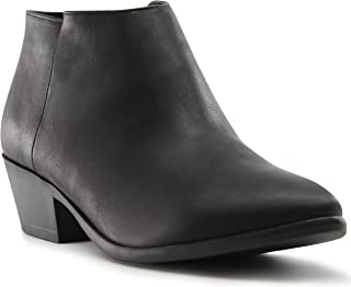 MARCOREPUBLIC Marco Republic Madrid Womens Medium Low Heels Ankle Booties Boots