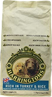 harringtons complete puppy food