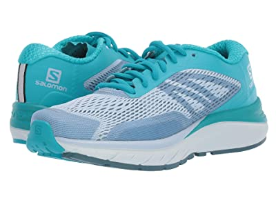 Salomon Sonic Ra Max 2 (Cashmere Blue/Bluebird/Illusion Blue) Women