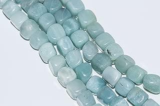 cube gemstone beads