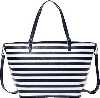 s.Oliver (Bags) 201.10.003.30.300.2037037, Shopper Tasche, Damen, Blau Einzigartige Größe