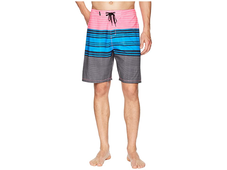 Hurley Strands 20 Boardshorts (Photo Blue) Men