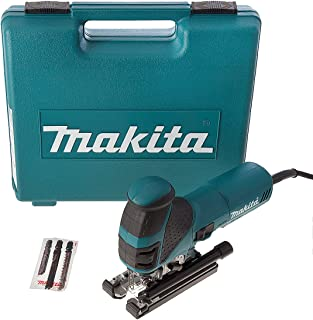 Makita 4351FCT/1 110V Orbital Action Jigsaw Supplied in a Carry Case