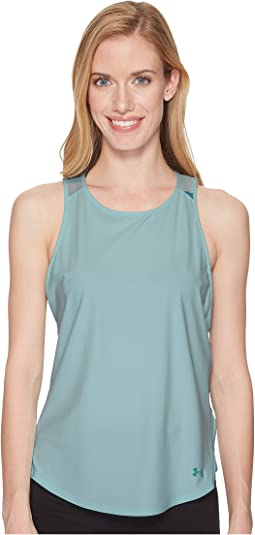 Under Armour Vivid Keyhole Back Tank Top