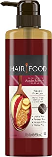 Hair Food Renew Shampoo Infused with Apple Berry Fragrance, 17.9 fl oz