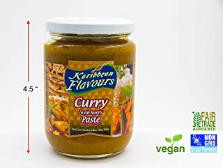 Curry in a hurry - Curry Paste - Caribbean cooking made easy