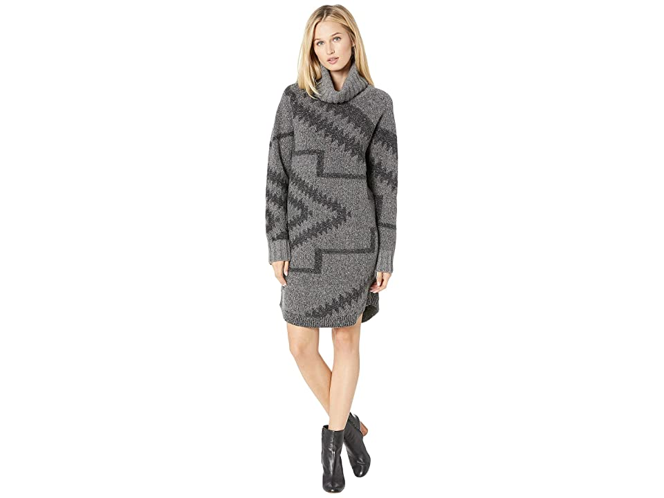 Pendleton Sublimity Sweater Dress (Grey/Black Multi) Women