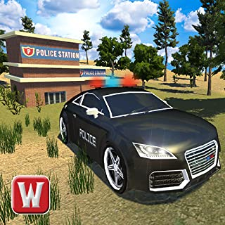 Offroad Police Car Driver 2017