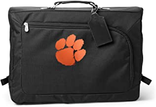 Denco NCAA Clemson Tigers Carry-On Garment Bag, 18-inches