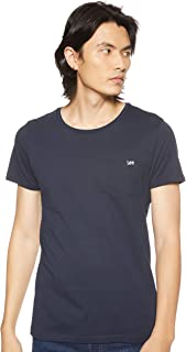 Lee Mens POCKET TEE Men's T-Shirts