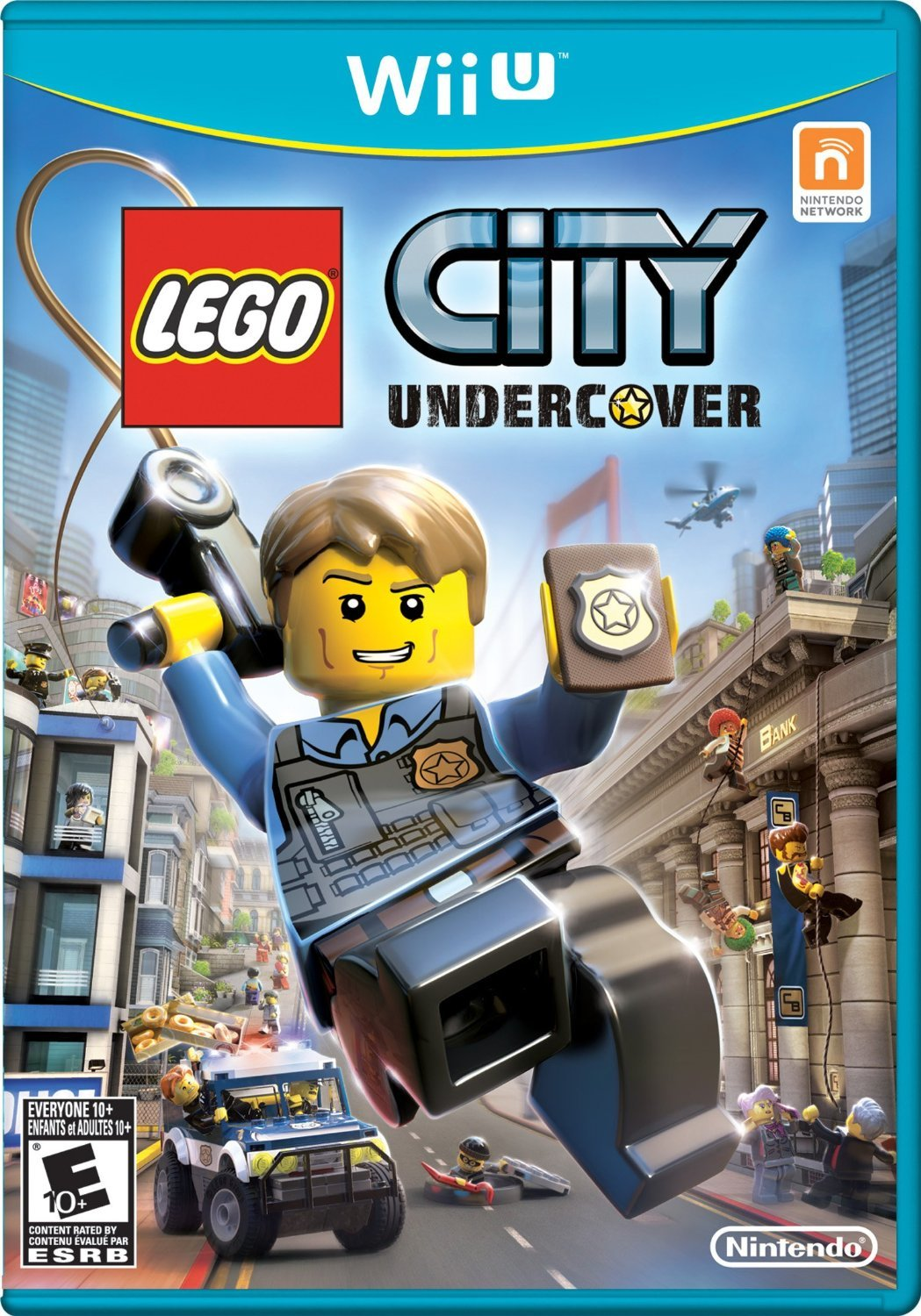 Lego City: Undercover - Nintendo A lowest price surprise price is realized U Wii