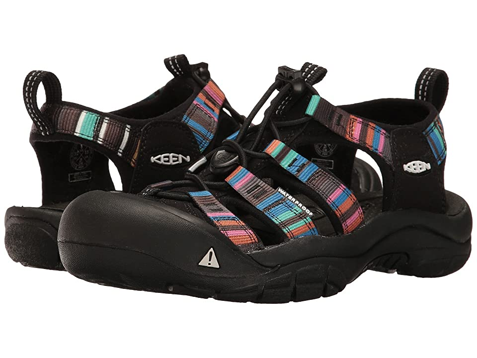 Keen Newport H2 (Raya Black) Women