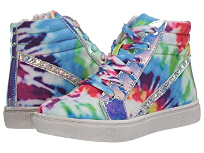 Steve Madden Kids Jkenziee (Little Kid/Big Kid) (Tie-Dye) Girl