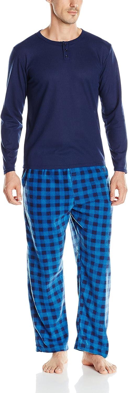 Essentials by 2021 new Seven Popular overseas Apparel Men's Long-Sleeve Fleece and Top Bot