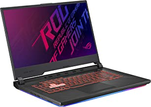"Asus ROG Strix G (2019) Gaming Laptop, 15.6"" IPS Type FHD, NVIDIA GeForce GTX 1650, Intel Core i7-9750H, 16GB DDR4, 1TB PC..."