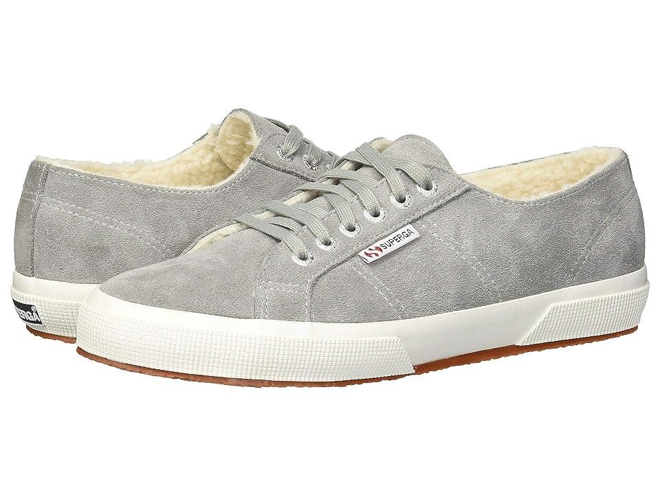 Superga 2750 Suefurw (Grey Suede) Women