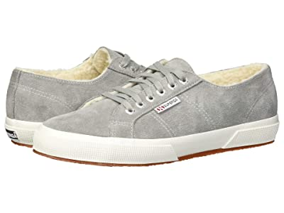 Superga 2750 Suefurw (Grey Suede) Women