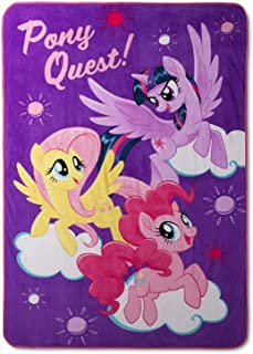 Franco My Little Pony Bed Blankets Pony Quest 62 x 90