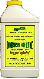 Best repellents for deer