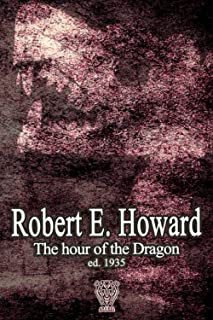THE HOUR OF THE DRAGON: ed. 1935