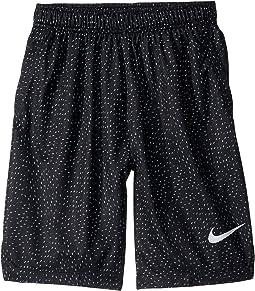 d73029199 New. Black/Black. 1. Nike Kids. Dri-FIT™ All Over Print Shorts ...