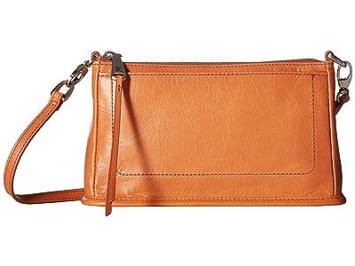 Hobo Cadence (Dusty Coral) Cross Body Handbags