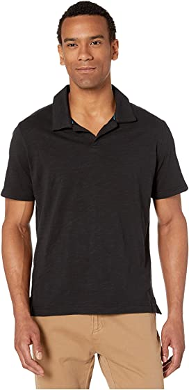 49830622 Robert Graham. Westan Short Sleeve Polo. $98.00. Clint Johnny Collar Polo
