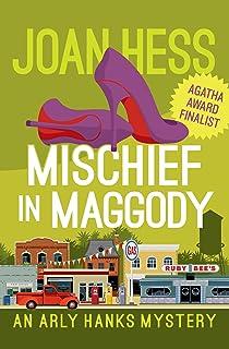 Mischief in Maggody (The Arly Hanks Mysteries)