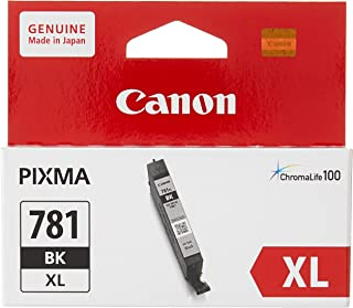 Canon CLI781 Ink Cartridge, Black, XL