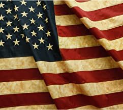 Best small tea stained american flags Reviews