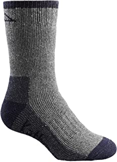Kathmandu Thermo Twin Pack Durable Comfortable Socks - Seamless Toe Closure