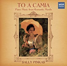 To a Camia / Romantic Piano from Manila