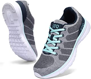 Road Running Shoes for Women Breathable Walking Tennis...