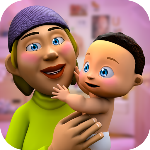 Mother Simulator Life Game - Free Virtual Mother Happy Family Adventure Games for Fun Kids and Girls