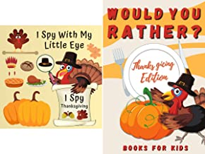 Thanksgiving Books! (2 Book Series)