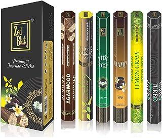 Aroma Serie Superior Palos de fragancias - Pack de 6 -